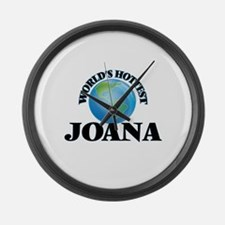 World's Hottest Joana Large Wall Clock