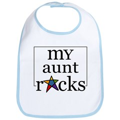 My Aunt rocks Bib