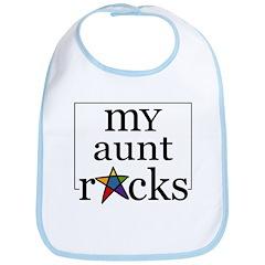 My Aunt rocks Bib
