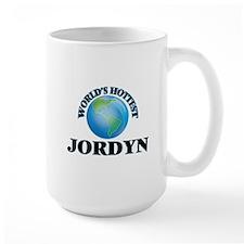 World's Hottest Jordyn Mugs