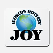 World's Hottest Joy Mousepad
