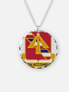 41 Field Artillery Regiment. Necklace