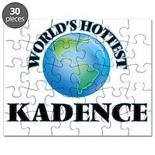 World's Hottest Kadence Puzzle