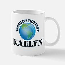 World's Hottest Kaelyn Mugs