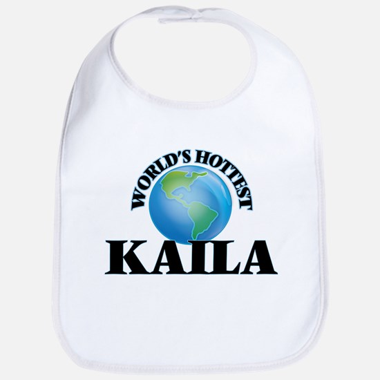 World's Hottest Kaila Bib