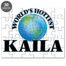 World's Hottest Kaila Puzzle