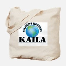 World's Hottest Kaila Tote Bag