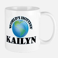 World's Hottest Kailyn Mugs