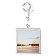 Santa Monica Pier Sunrise Charms
