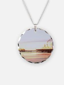 Santa Monica Pier Sunrise Necklace