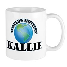 World's Hottest Kallie Mugs