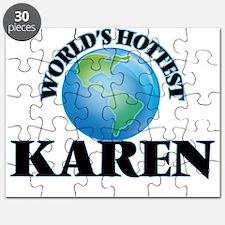 World's Hottest Karen Puzzle