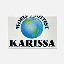 World's Hottest Karissa Magnets