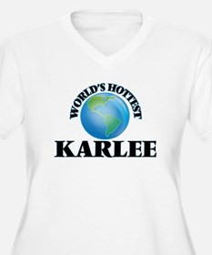 World's Hottest Karlee Plus Size T-Shirt