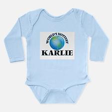 World's Hottest Karlie Body Suit