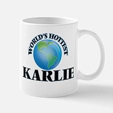 World's Hottest Karlie Mugs