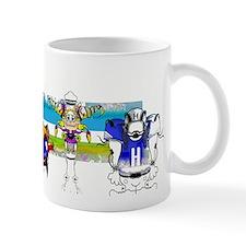 Kartoon Pit Group 1 Mugs