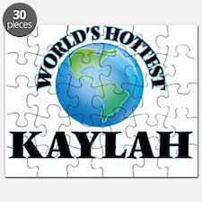 World's Hottest Kaylah Puzzle