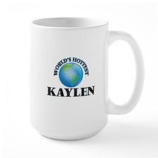 World's Hottest Kaylen Mugs