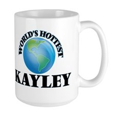 World's Hottest Kayley Mugs