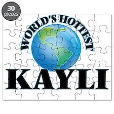 World's Hottest Kayli Puzzle
