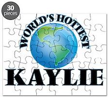 World's Hottest Kaylie Puzzle