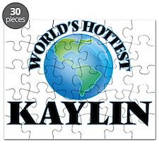 World's Hottest Kaylin Puzzle
