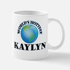 World's Hottest Kaylyn Mugs