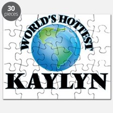 World's Hottest Kaylyn Puzzle