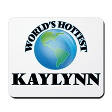 World's Hottest Kaylynn Mousepad
