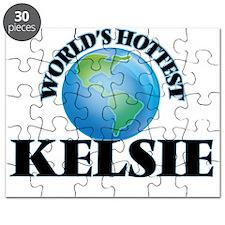 World's Hottest Kelsie Puzzle