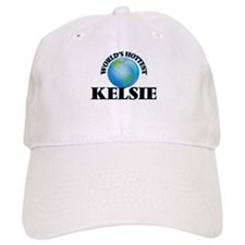 World's Hottest Kelsie Baseball Cap