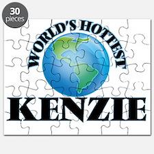 World's Hottest Kenzie Puzzle