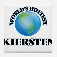 World's Hottest Kiersten Tile Coaster