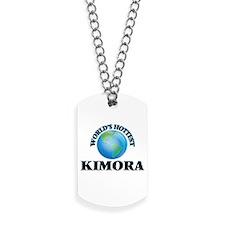 World's Hottest Kimora Dog Tags