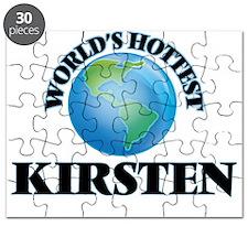 World's Hottest Kirsten Puzzle