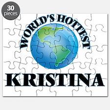 World's Hottest Kristina Puzzle