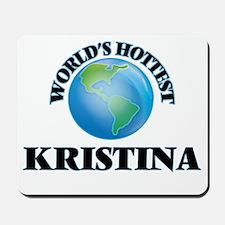 World's Hottest Kristina Mousepad