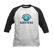 World's Hottest Krystal Baseball Jersey