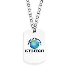 World's Hottest Kyleigh Dog Tags