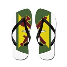 14th Military Police Brigade.png Flip Flops