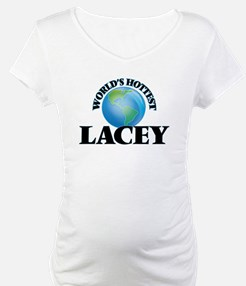 World's Hottest Lacey Shirt