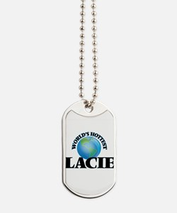 World's Hottest Lacie Dog Tags