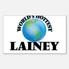 World's Hottest Lainey Decal