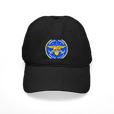 US Navy 6th Fleet Emblem Baseball Hat