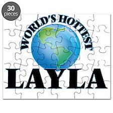 World's Hottest Layla Puzzle