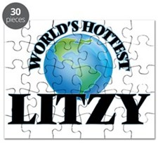 World's Hottest Litzy Puzzle