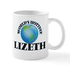 World's Hottest Lizeth Mugs