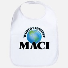 World's Hottest Maci Bib