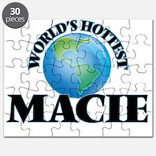 World's Hottest Macie Puzzle